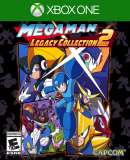 Capcom XB1 Megaman Legacy 2 Collection Xbox One Game
