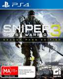 City Interactive Sniper Ghost Warrior 3 Season Pass Edition PS4 Playstation 4 Game