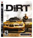 Codemasters Dirt PS3 Playstation 3 Game