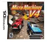 Codemasters Micro Machines V4 Nintendo DS Game