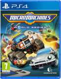 Codemasters Micro Machines World Series PS4 Playstation 4 Game