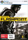 Codemasters Operation Flashpoint 2 Dragon Rising PC Game