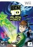 D3 Ben 10 Alien Force Nintendo Wii Game