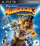 D3 Madagascar 3 The Video Game PS3 Playstation 3 Game