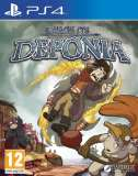 Daedalic Entertainment Chaos on Deponia PS4 Playstation 4 Game