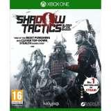 Daedalic Entertainment Shadow Tactics Blades Of The Shogun Xbox One Game