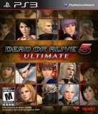 Tecmo Dead or Alive 5 Ultimate PS3 Playstation 3 Game