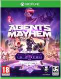 Deep Silver Agents of Mayhem Day 1 Edition Xbox One Game