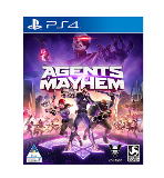 Deep Silver Agents of Mayhem PS4 Playstation 4 Game