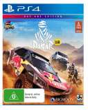 Deep Silver Dakar 18 Day One Edition PS4 Playstation 4 Game