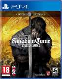Deep Silver Kingdom Come Deliverance Special Edition PS4 Playstation 4 Game