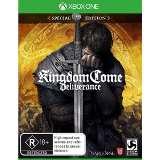 Deep Silver Kingdom Come Deliverance Special Edition Xbox One Game