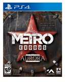 Deep Silver Metro Exodus Aurora Limited Edition PS4 Playstation 4 Game