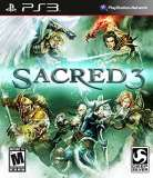 Deep Silver Sacred 3 PS3 Playstation 3 Game