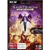 Deep Silver Saints Row IV Gat out of Hell PC Game