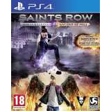 Deep Silver Saints Row IV Re elected And Gat Out Of Hell PS4 Playstation 4 Game