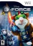 Disney GForce Nintendo WII Game