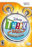 Disney Think Fast Nintendo Wii Game