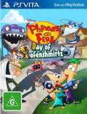 Disney Phineas and Ferb Day of Doofensmirtz PS Vita Game