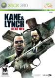Eidos Interactive Kane And Lynch Dead Men Xbox 360 Game