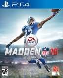 Electronic Arts Madden NFL 16 PS4 Playstation 4 Game