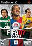 Electronic Arts FIFA 07 Soccer PS2 Playstation 2 Game