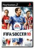 Electronic Arts FIFA Soccer 10 PS2 Playstation 2 Game
