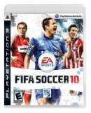 Electronic Arts FIFA Soccer 10 PS3 Playstation 3 Game
