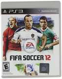 Electronic Arts FIFA Soccer 12 PS3 Playstation 3 Game