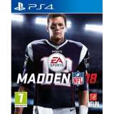Electronic Arts Madden Nfl 18 PS4 Playstation 4 Game
