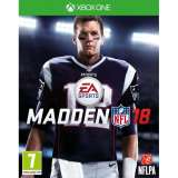 Electronic Arts Madden Nfl 18 Xbox One Game