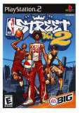 Electronic Arts NBA Street Volume 2 PS2 Playstation 2 Game