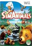 Electronic Arts SimAnimals Nintendo WII Game