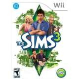 Electronic Arts The Sims 3 Nintendo Wii Game