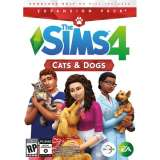 Electronic Arts The Sims 4 Cats and Dogs PC Game