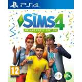 Electronic Arts The Sims 4 Deluxe Party Edition PS4 Playstation 4 Game