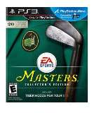 Electronic Arts Tiger Woods PGA Tour 13 The Masters Collectors Edition PS3 Playstation 3 Game