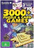 Eureka 3000 Plus Puzzle And Card PC Game