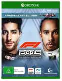 Codemasters F1 2019 Anniversary Edition Xbox One Game