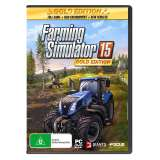 Focus Home Interactive Farming Simulator 15 Gold Edition PC Game