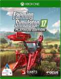Focus Home Interactive Farming Simulator 17 Platinum Edition Xbox One Game