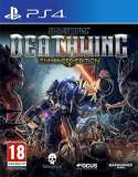 Focus Home Interactive Space Hulk Deathwing Enhanced Edition PS4 Playstation 4 Game