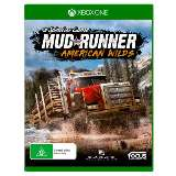 Focus Home Interactive Spintire MudRunner American Wilds Xbox One Game