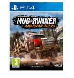 Focus Home Interactive Spintires MudRunner American Wilds PS4 Playstation 4 Game
