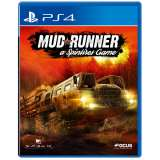 Focus Home Interactive Spintires Mudrunner PS4 Playstation 4 Game
