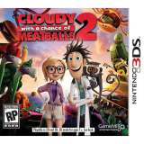 Game Mill Entertainment Cloudy With a Chance Of Meatballs 2 Nintendo 3DS Game