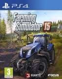 Giants Software Farming Simulator 15 PS4 Playstation 4 Game