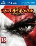 SCE God of War 3 Remastered PS4 Playstation 4 Game