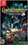 Game Mill Entertainment Goosebumps The Game Nintendo Switch Game