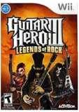 Guitar Hero 3 Legends of Rock Nintendo Wii Game